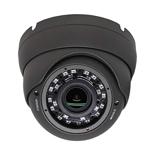 SVD 1080P Full HD Outdoor or Home Security Camera 4 in 1 all Compatible ( CVBS/TVI/AHD/CVI) Video...
