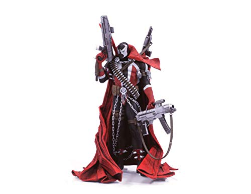 MCFARLENE TOYS McFarlane - Commando Spawn - Issue 7 Cover Art - 12'' Deluxe Action Figure