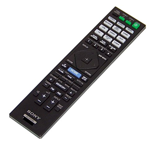OEM Sony Remote Control Originally Shipped With: STR-DN1070,