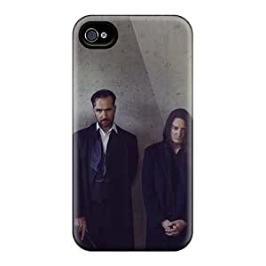 Durable Case For The Iphone 4/4s- Eco-friendly Retail Packaging(my Dying Bride Band)