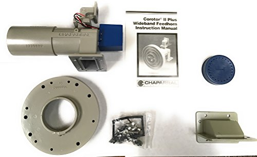 Chaparral Corotor II plus c-band & ku-band Wideband for sale  Delivered anywhere in USA