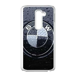 BMW LG G2 Cell Phone Case White Delicate gift JIS_435772