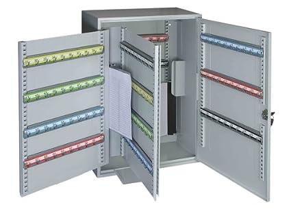 d27ac2e1708 Large Key Cabinet Safe 300 Key Capacity Lockable Large DEEP Key safe S300  Steel Key Cabinets UK  Amazon.co.uk  DIY   Tools