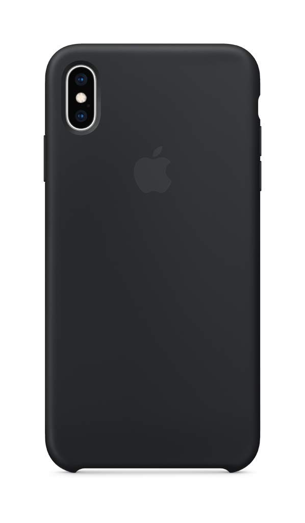 Apple Silicone Case (for iPhone Xs Max) - Black by Apple (Image #2)