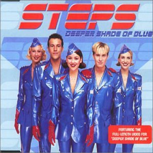 amazon deeper shade of blue steps ポップス 音楽