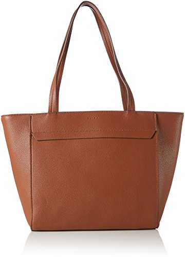 de 107ea1o072 Rust Marrón edc Mujer bolsos Brown Shoppers hombro by Esprit y Z1vFEY1