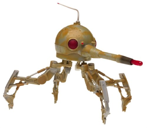 (Star Wars Clone Wars Separatist Forces Spider Droid)