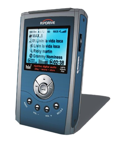 UPC 885530000009, PoGo! RipDrive 20 GB MP3 Player
