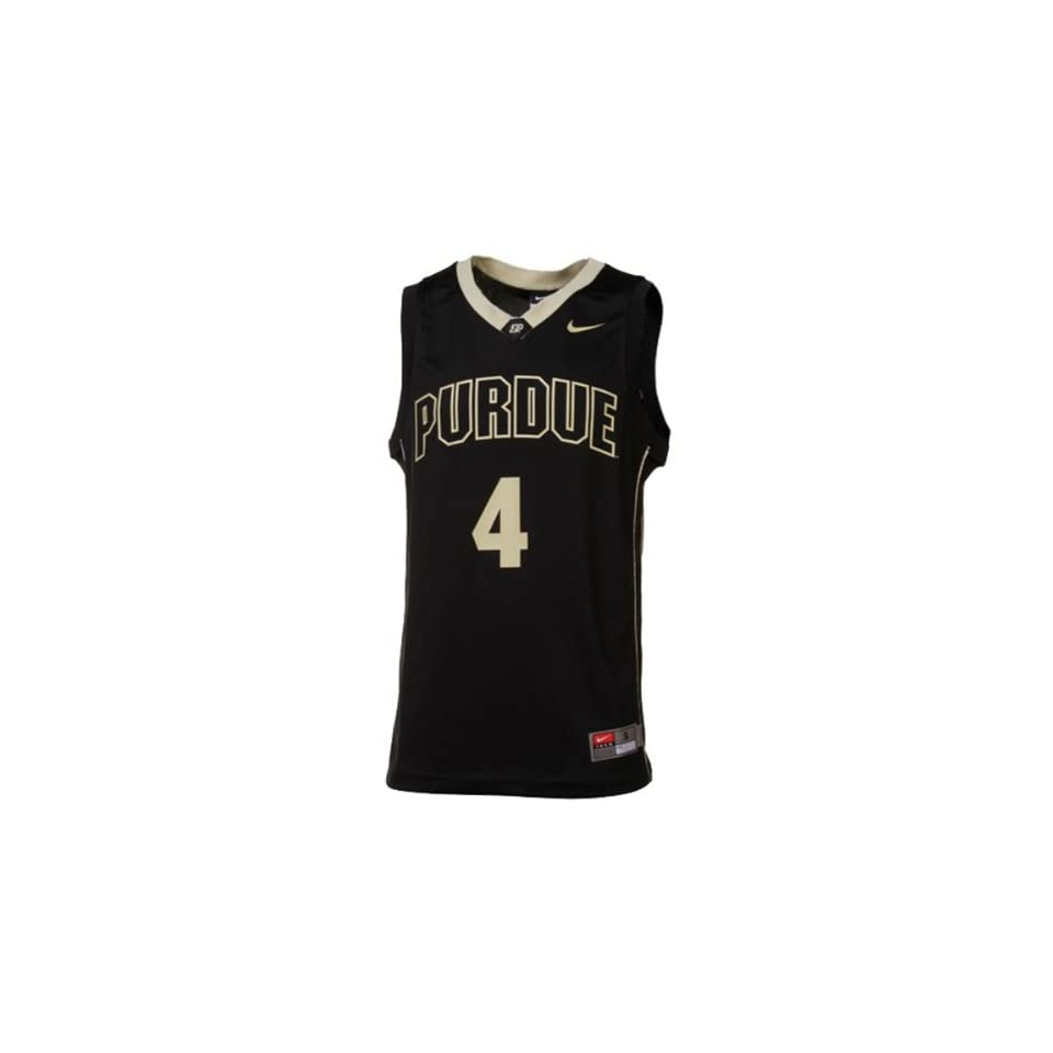 Purdue Boilermakers #4 Nike Youth Basketball Jersey