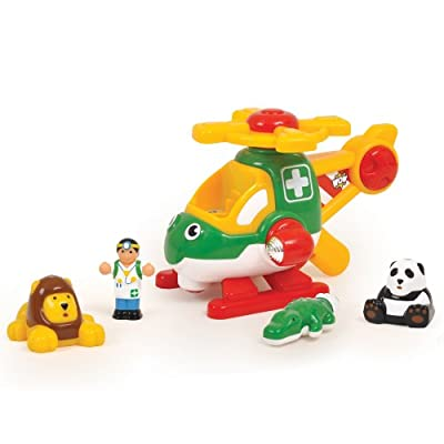 Wow Harry Copters Animal Rescue - Safari Vehicle 5 Piece Set from WOW