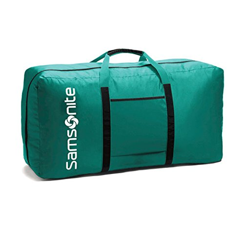 Samsonite Tote-a-ton 32.5 Duffle Bag, Turquoise (Best Deal On Sports Shoes In India)
