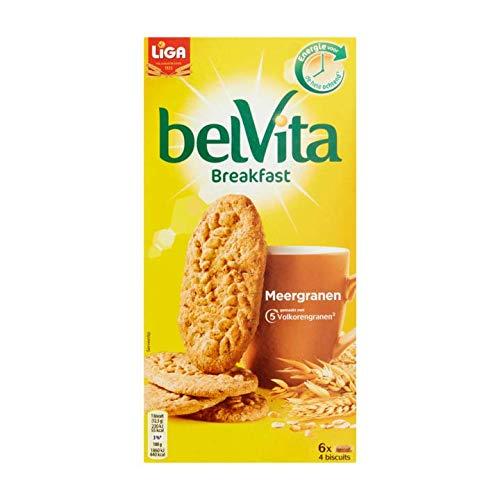 Galletas | Belvita | LiGa BelVita Miel y Avellana Trigo ...