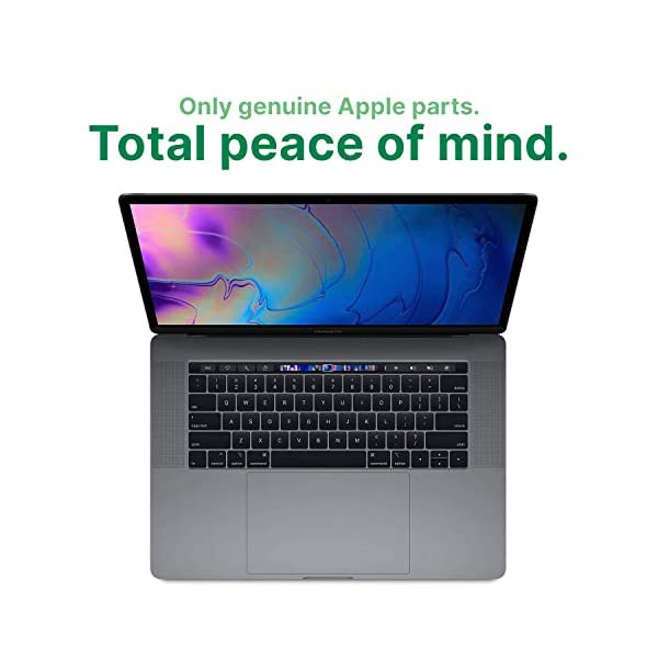 "Apple MacBook Pro | 15.4"" | 2.6GHz 6-core i7 | 1TB Storage | 32GB Memory | Radeon Pro Vega 20 | Space Grey | 2018 | (Renewed) 3"
