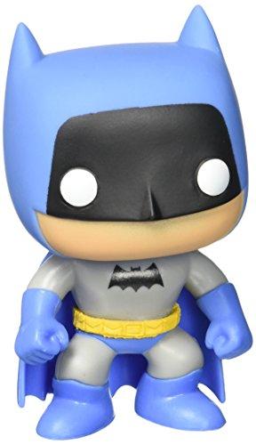 Batman 75th Anniversary Blue Rainbow Batman Pop! Vinyl Figure - Entertainment Earth (Batman Different Colored Costumes)