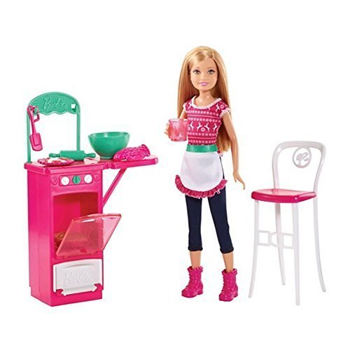Barbie Sisters' Baking Fun - Oh Outlet In Malls