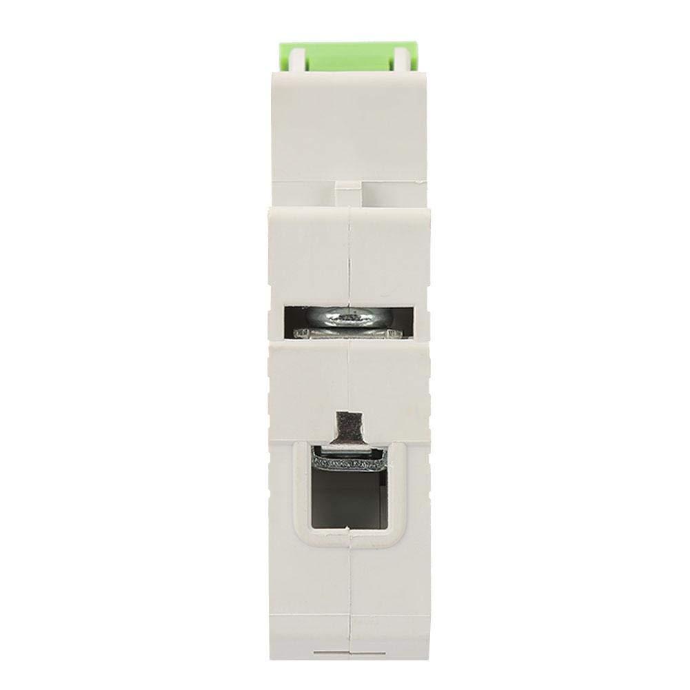 Liukouu TOMC7-63 1P C-type Miniature Circuit Breaker Leakage Protection Air Switch 10A