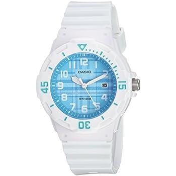 5329146d3d5f Casio - Reloj casual de cuarzo de acero inoxidable y resina para mujer