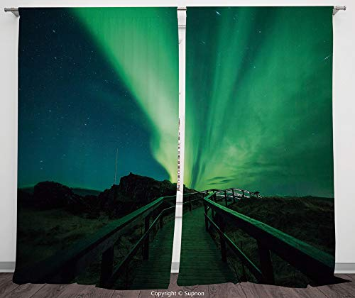 Northern Lights And Solar Eclipse in US - 6