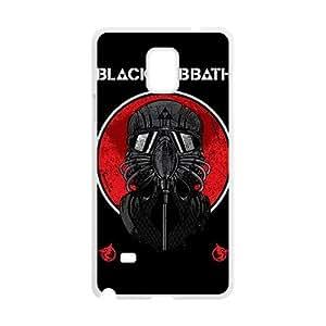 Black Sabbath Hot Seller Stylish Hard Case For Samsung Galaxy Note4 WANGJING JINDA