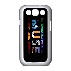 Samsung Galaxy S3 9300 Cell Phone Case White Muse R9Y4IV