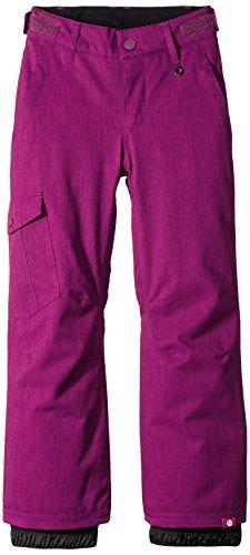 Roxy Big Girls' Tonic Snow Pant, Magenta Purple, 14/X-Large by Roxy
