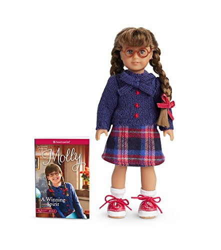 Molly Mini Doll and Book ()