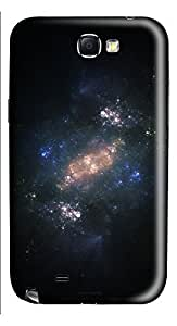 Samsung Note 2 Case Emptiness of space 3D Custom Samsung Note 2 Case Cover