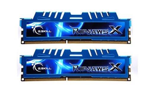 G.Skill Ripjaws X Series 16GB 2x8GB DDR3-1866 RAM Memory F3-1866C10D-16GAB