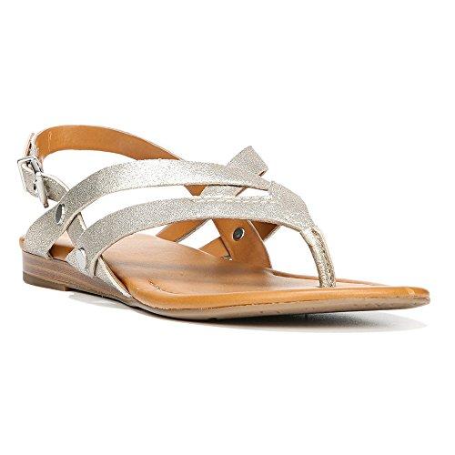 Franco Sarto Womens A-gretchen Sandal, Platino