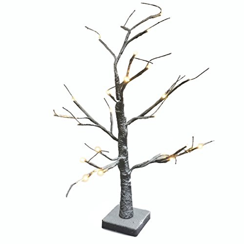 Loui Michel Cie 23226 Snow Covered Lighted Tree, Natural,...