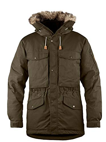 Fjallraven Men's Singi Down Jacket, Sand, 2XL