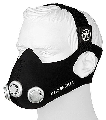 Trainingsmaske Lungenvolumen verbessern