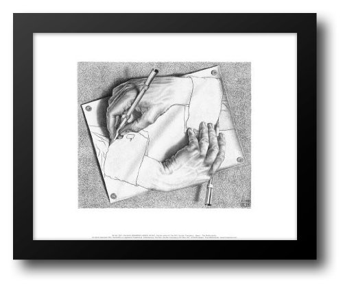 framed drawings - 4