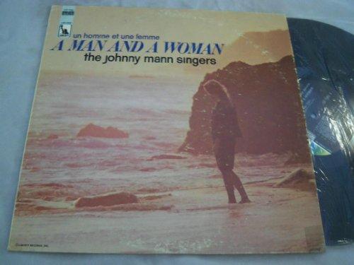 Price comparison product image A Man and A Woman; Un Homme et Une Femme LP - Liberty - LST 7490
