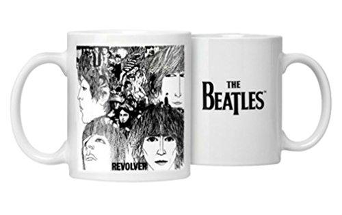 Revolver Album Cover - The Beatles