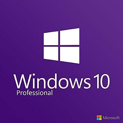 ?icrosoft Windows 10 Pro (64-bit, OEM DVD)