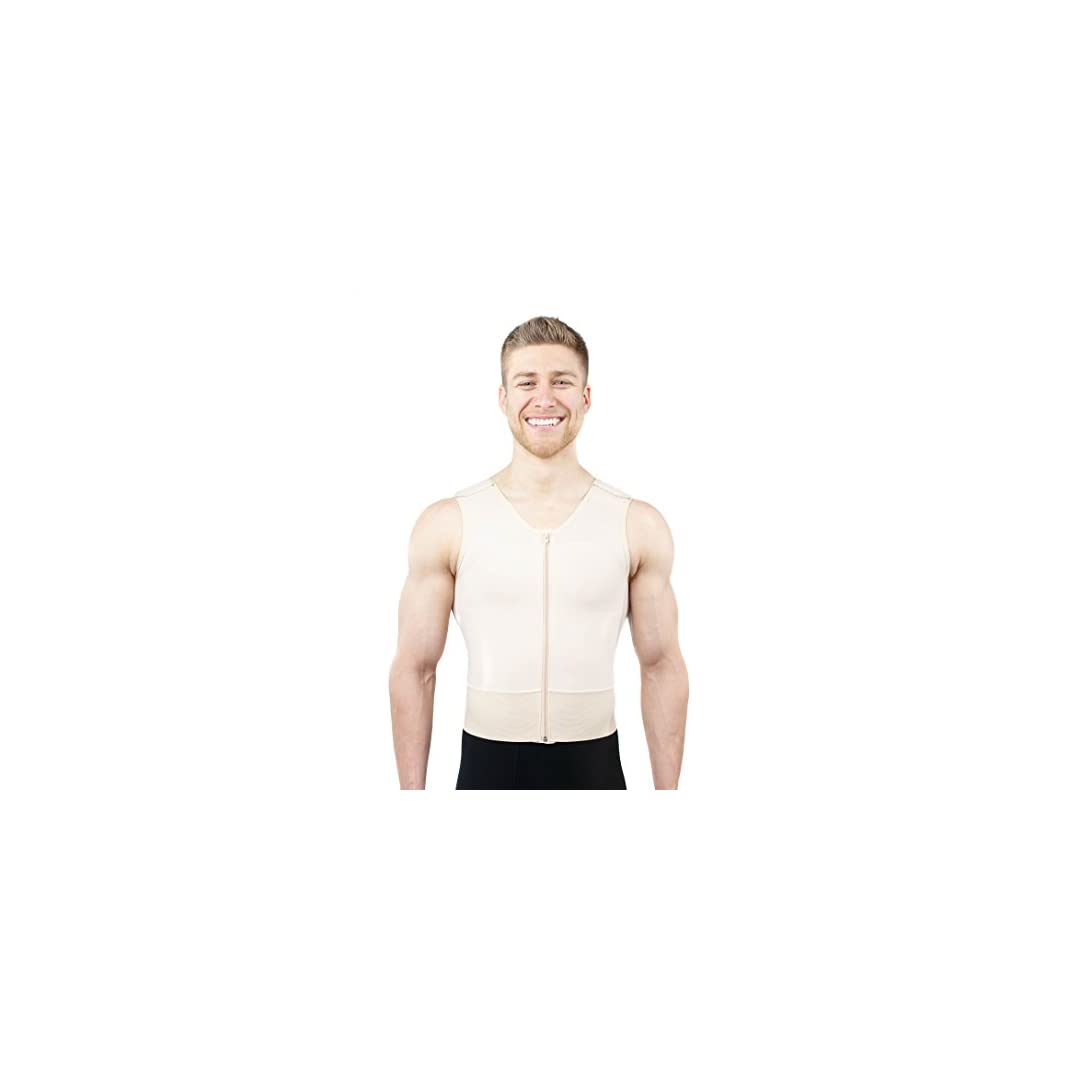 79ee8f12e3584 Top 100 Men s Gynecomastia Compression Shirts