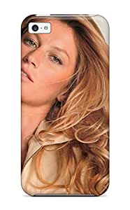 Renee Jo Pinson's Shop New Gisele Bundchen Beige Top Skin Case Cover Shatterproof Case For Iphone 5c