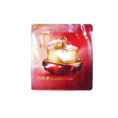 30 X The History Of Whoo Sample Jinyul Eye Cream 1ml. Super Saver Than Normal Size