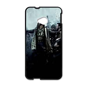 HTC One M7 Phone Case Black Christian Bale SEW5339439