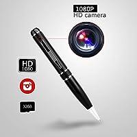 Hidden Camera Spy Gadeget 2018 Full HD 1080p 32GB Pen Cam WCXCO For Security Video Taking In Secret Camera Espion