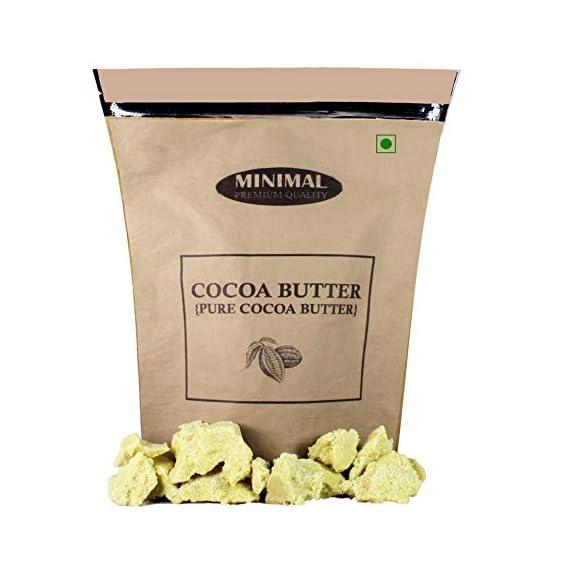 Minimal Pure Cocoa Butter,1Kg