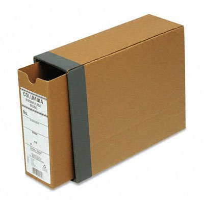 (Globe-Weis Recycled Fiberboard Binding Case Kraft - Globe-Weis B50H)