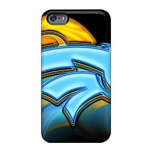 WayneSnook Apple Iphone 6s Plus Bumper Cell-phone Hard Covers Custom Lifelike Denver Broncos Pictures [CLi119yKfc]