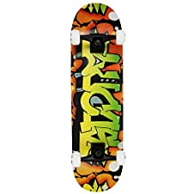 NPET 31 Inch Complete Skateboard 7 Layer Canadian Maple Double Kick Concave Deck Skating Skateboard