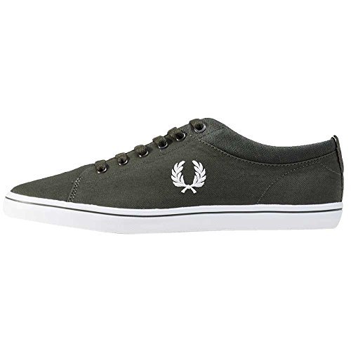 Fred Perry Hallam Hommes Baskets