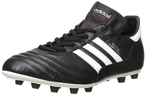 adidas Performance Men's Copa Mundial Soccer Shoe,Black/Whit
