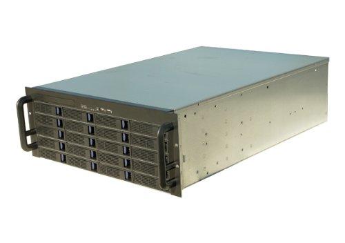 (Norco 4U Rack Mount 20-Bays SATA/SAS Server Chassis)