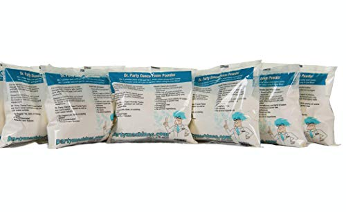 Foam Solution - Powder Pack of 6 for 600+ gallons of foam solution (Gallon Foam Soap)