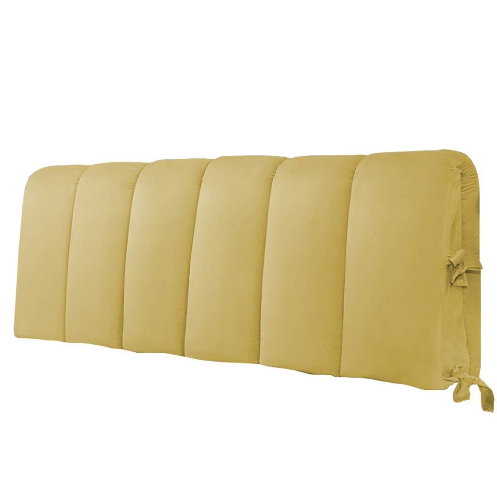 SXT クッションダブルベッド長枕背もたれ枕ソファソフトバッグ (サイズ : 180*50*8CM) B07RTBYKRZ  180*50*8CM